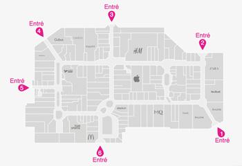 väla butiker karta 200 butiker på Väla i Helsingborg väla butiker karta